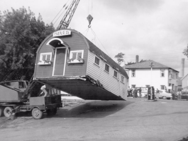Moving a diner to Route 37 in Morristown