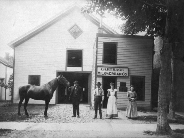 Carthage Milk and Cream Co. in Carthage