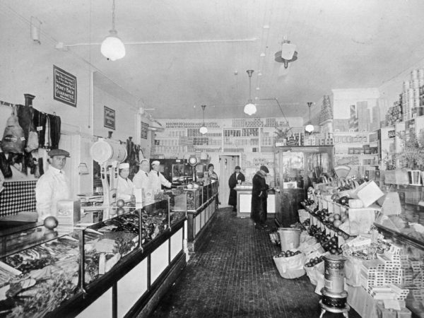 A&P grocery story in Carthage