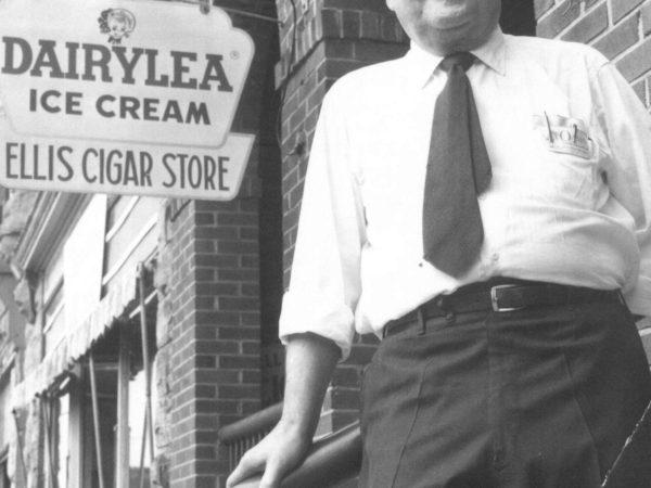 Ellis Cigar Store proprietor in Carthage