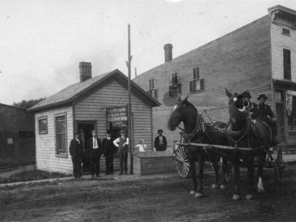 The Jones and Son Coal Company in Carthage