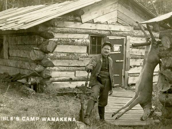 Keible's Camp at Wanankena