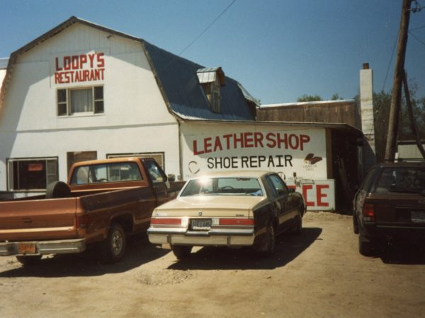 Loopy's Restaurant and Leather Shop in De Kalb Junction