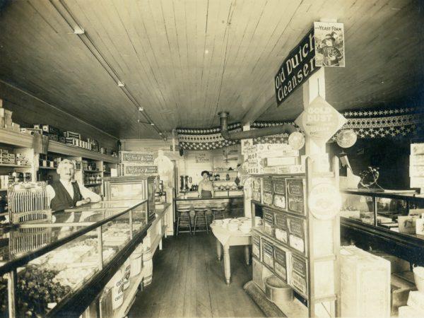 Walrath General Store in De Kalb Junction