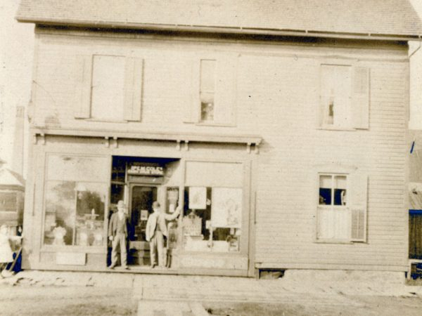 Dr. Coles Drug Store in De Kalb Junction, NY