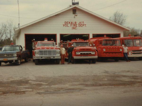 Volunteer Fire Department in De Kalb Junction