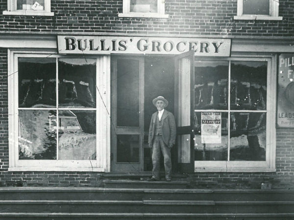Bullis' Grocery in Canton