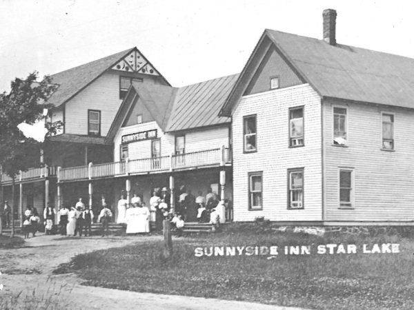 The Sunnyside Inn in Star Lake