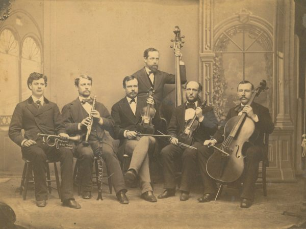 Six-piece orchestra in Gouverneur