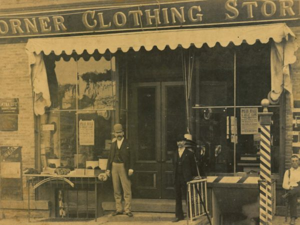 The Corner Clothing Store in Canton