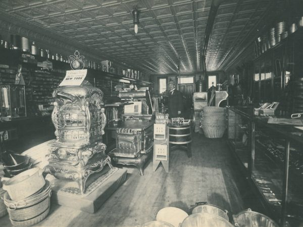 Inside the Main Street Canton Hardware Store in Canto