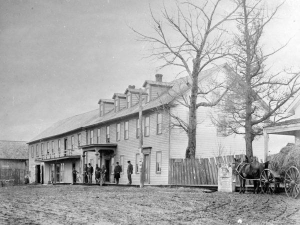 Fowler Hotel in Fullerville