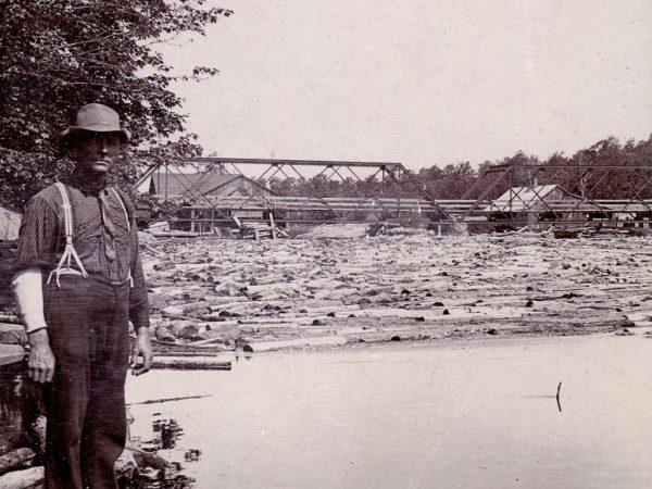 Day's Mill in Hopkinton