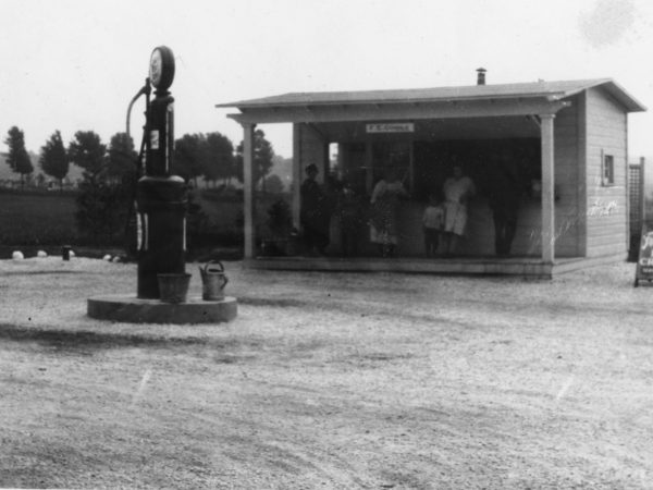 Goodale's Gas Station in Hermon
