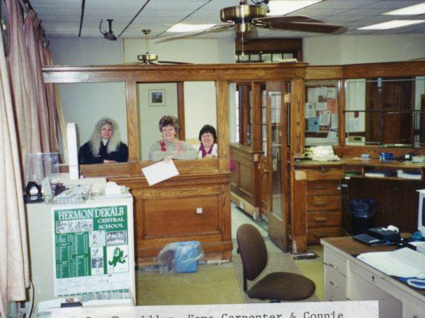Hermon Bank employees in Hermon