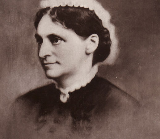 America's first trained nurse born in Potsdam