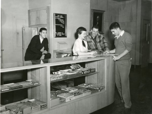 Snack Bar in the Lewis House at Clarkson University in Potsdam