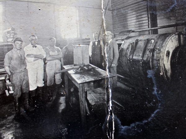 : St. Lawrence Creamery Workers in Potsdam