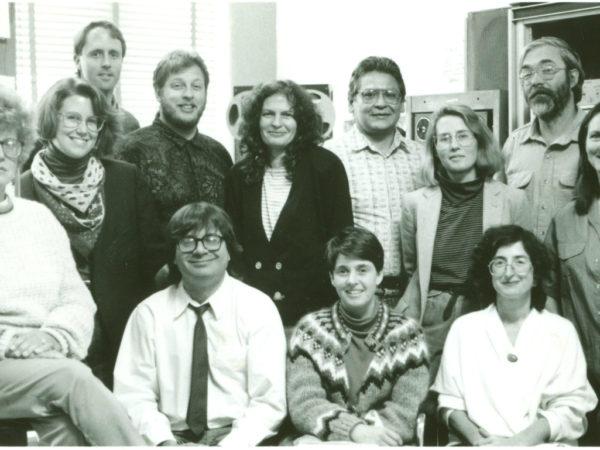 North Country Public Radio staff in Canton