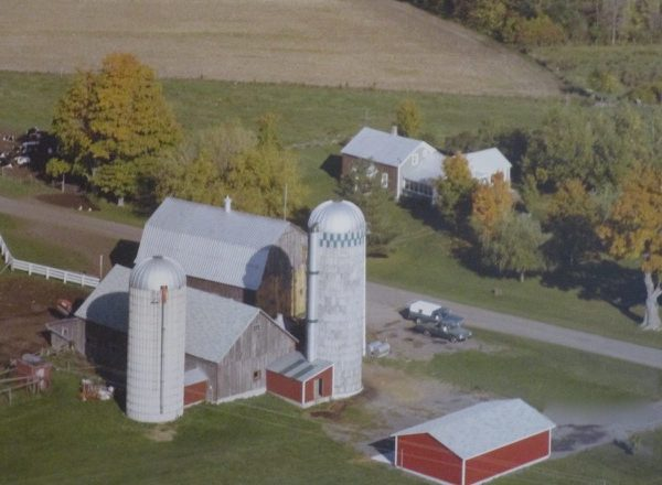 The Dominie farm in Morley