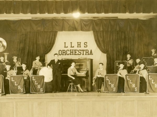 The Long Lake High School Orchestra in Long Lake