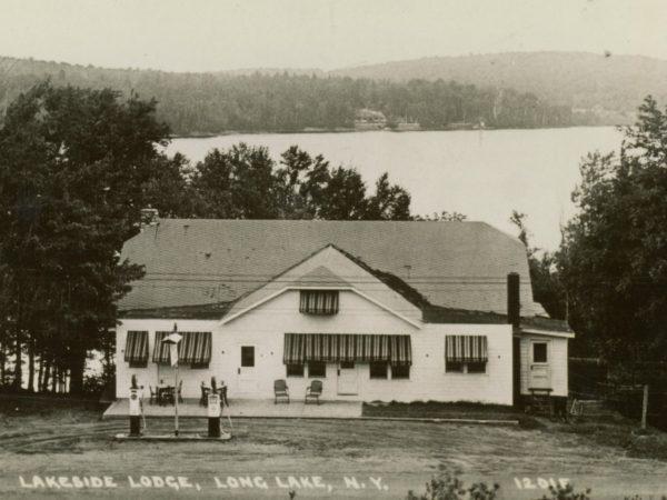 The Lakeside Lodge in Long Lake