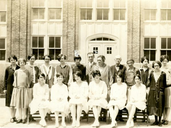 Long Lake High and Central School Employees in Long Lake