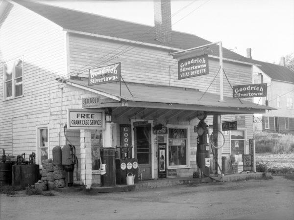 Defiette's Storefront in Saranac