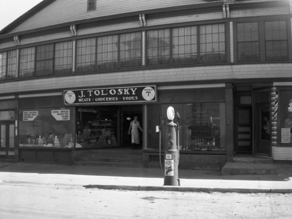 Jacob Tolsky's General Store in Dannemora
