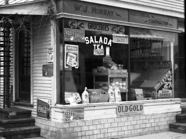 Varno's Store in Plattsburgh