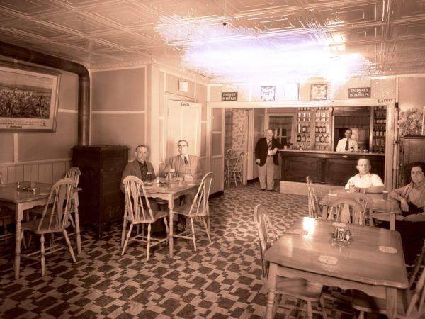 Gebo's Restaurant in Plattsburgh