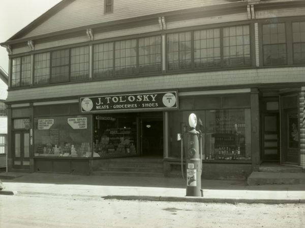 Tolsky's General Store in Dannemora