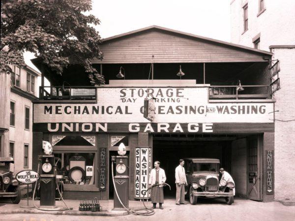 Union Auto Garage in Plattsburgh