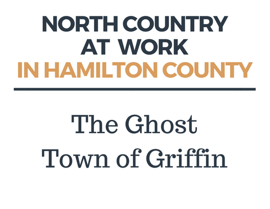 The Ghost Town of Griffin