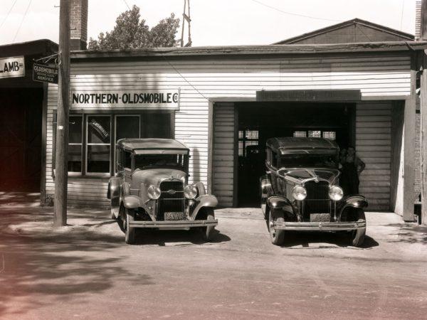 Northern Oldsmobile Dealership in Plattsburgh
