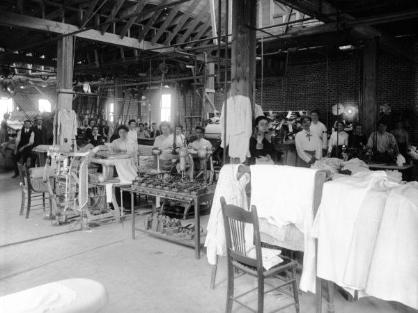 Plattsburgh Steam Laundry