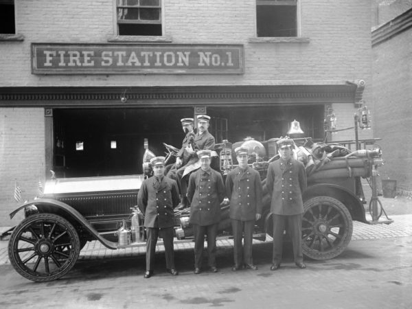 Plattsburgh's Original Fire Department