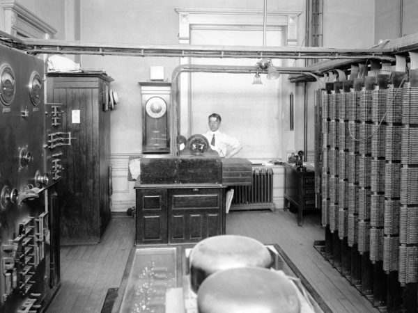 Home Telephone Co. in Clinton County