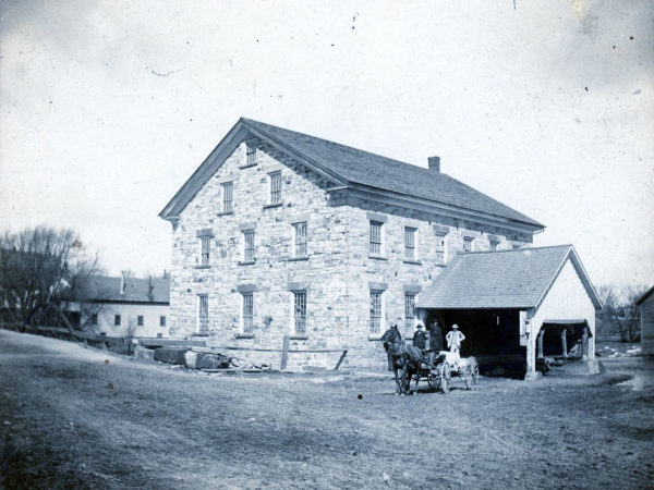 Grist Mill exterior in Morley