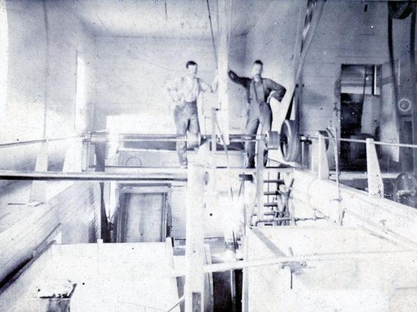 Butter factory in Morley