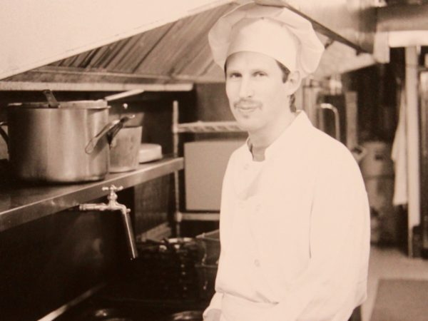 Chef at the Clipper Inn in Clayton