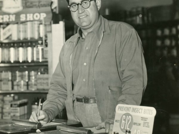 Owner of the Old Forge Hardware Company in Old Forge