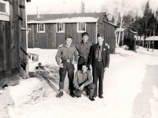 Indian Lake Civilian Conservation Corps