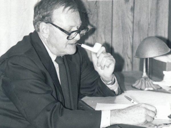 Former Hamilton County Historian in Lake Pleasant