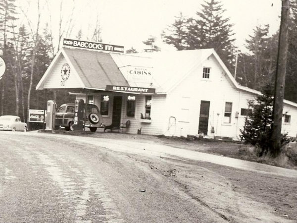 Babcock's Inn and Restaurant in Inlet