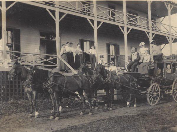The Brooks Hotel in Lake Pleasant