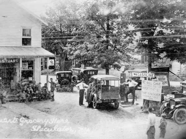 R.J. Stuart's Grocery Store in Speculator