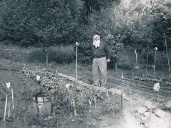 Gardening in Hope