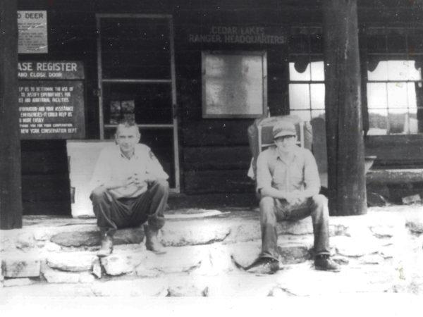 Cedar Lakes Ranger Headquarters in Arietta