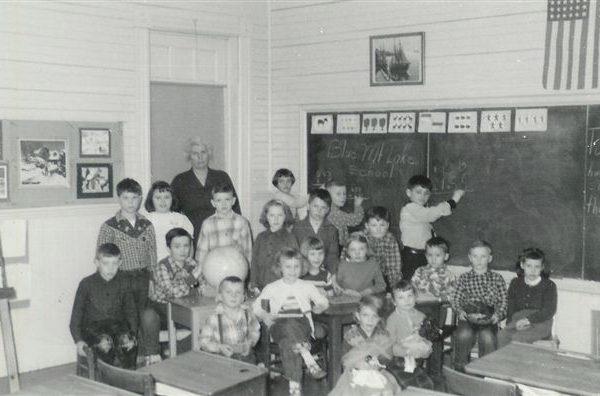 School in Blue Mountain Lake